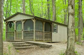 PA DCNR Camping Cottages