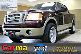100 King Ranch Trucks For Sale 2008 D F150 Stock 14647 For Sale Near Duluth GA