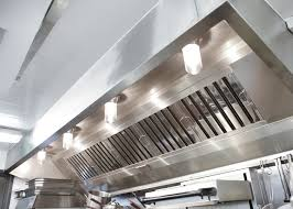 commercial kitchen extraction systems ventilation canopies