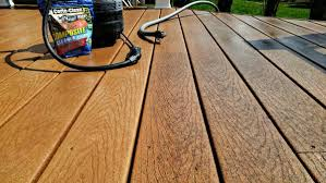 corte clean composite deck dock fence cleaner mold mildew grease