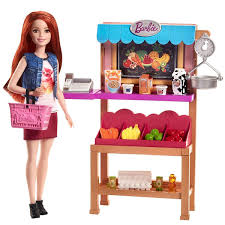 Barbie Club Chelsea Picnic Doll And Playset Gamespod