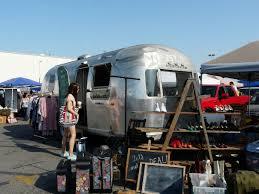 100 Antique Airstream Blossom Vintage Long Beach Market