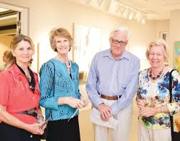 100 Susan Harmon Opening Reception For Back To The Beach Exhibit At Meek