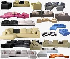 type de canapé le salon de type canapé canapé le modèle de peints à la