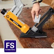 Bostitch Floor Stapler Problems by Bostitch Btfp12569 2 In 1 Flooring Tool Amazon Com