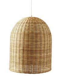Lamps Plus Fair Oaks by Currently Woven Bamboo Pendant Lights U2013 Greige Design