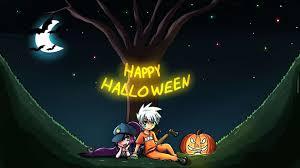 Live Halloween Wallpaper For Mac by Anime Halloween Wallpaper