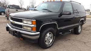 At $4,800, Could This 1995 Chevy Tahoe Turbo Diesel 4X4 Make You A ... 2011 Chevrolet Tahoe Ltz For Sale Whalen In Greenwich Ny 2018 Rst First Drive Review Wikipedia 2007 For Sale Campbell River 2017 Suv Baton Rouge La All Star 62l 4wd Test Car And Driver Used 2015 Brighton Co 2013 Ppv News Information Reviews Rating Motor Trend Gurnee Vehicles Z71 Lifted Blazers Tahoes Pinterest 2012 Chevrolet Tahoe Used Preowned Clarksburg Wv