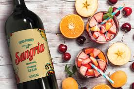 With The Category Growing Faster Than Table Wine Opici Family Sangria Stakes A Claim