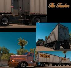 Double Box Trailer For ATS - American Truck Simulator Mod | ATS Mod Battery Boxes New And Used Parts American Truck Chrome Stock Sv10917 Sv27321 Tool Waterloo 23 Specialty Series Box With 3drawers Designed Corgi 1143 American La France Aerial Rescue Truck Boxed Vintage 1968 Underbody Northern Equipment Homak Chests Cabinets Gun Safes Eagle Accsories Group Aeshop Cm Beds Sk2 Chassis Dually Bed Utility Body Service Plywood Wooden Thing Historical Society