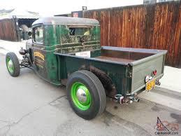 100 1934 Chevy Truck CHEVROLET RETRO ROD RAT ROD TRUCK REAL STEEL