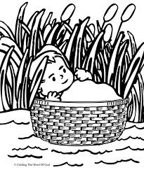 Printable Pictures Moses Coloring Pages 56 On Free Kids With