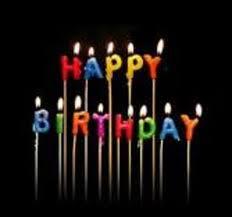 Happy Birthday Free At Vector Clip Art line