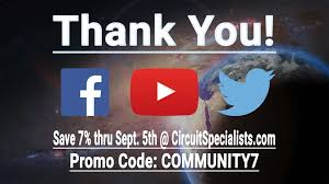 Circuit Specialists Wants To Say
