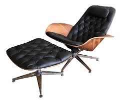 """1960s Vintage George Mulhauser For Plycraft """"Mr. Chair"""" Lounge Seat ... Mid Century Modern George Mulhauser Plycraft Mr Chair Bentwood 187 Orge Mulhauser Lounge Chair And Ottoman American Very Rare For Lounge Possibly A By For Sale At 1stdibs Ottoman Attributed To Forsyth The Good Mod Black Vinyl Retrocraft Design Collection Mister In Midcentury"""