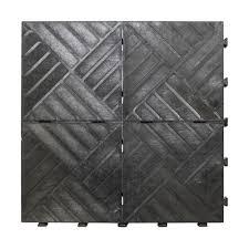 multy home interlocking tile garage flooring the home depot
