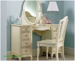 Stunning White Bedroom Vanity Contemporary