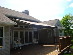 Retractable Awnings And Canopies Installed In MA | Sondrini.com Outdoor Marvelous Retractable Awning Patio Covers For Decks All About Gutters Deck Awnings Carports Rv Shed Shop Awnings Sun Deck A Co Roof Mount Canopy Diy Home Depot Ideas Lawrahetcom For Your And American Sucreens Decor Cozy With Shade Pergola Design Magnificent Build Pergola On Sloped Shield From The Elements A 12 X 10 Sunsetter Motorized Ers Shading San Jose