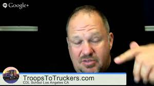 CDL Truck Driving School Los Angeles CA - Veteran Training ...
