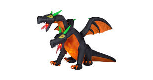 Gemmy Inflatable Halloween Animated Dragon by Bj U0027s Wholesale Club Unveils Incredible Assortment Of Must Have