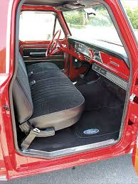 1969 Ford F100 Interior | 1969 Ford F-Series Pickup (Dream Build ...