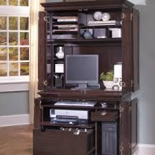 Sauder Edge Water Computer Desk With Hutch by Home Decor Marvelous Computer Desks With Hutch To Complete Edge