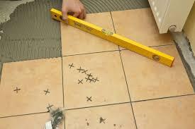 floor laying tiles on concrete floor fresh floor in laying tile on