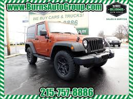100 2014 Jeep Wrangler Truck Used For Sale In Fairless Hills PA B15767T