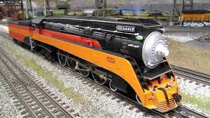 Lionel Southern Pacific 4 8 4 GS 2 Daylight
