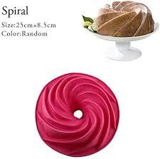 zhuhai gelegentliche farbe silikon kuchen runde form
