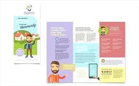 Tri Fold Brochure Template Microsoft Word 2010 Free Templates