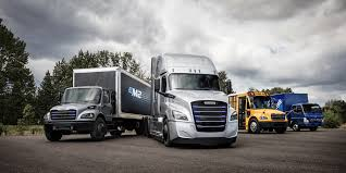 100 Freightliner Select Trucks USA Daimler Prepares Serial Electric Truck Production