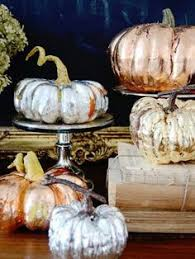 Carvable Foam Pumpkins Canada by Diy Halloween Tablescape And Embellished Faux Pumpkins Pumpkin
