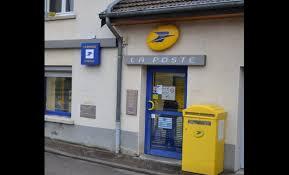 edition de besançon le bureau de poste réduit ses horaires