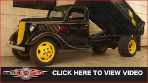 100 1936 International Truck Ford Dump SOLD YouTube