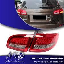 e Stop Shopping Styling for Hyundai Santa Fe LED Tail Lights
