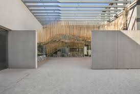 100 Nomad Architecture Studio Green Air Contemporary Art Museum St Louis