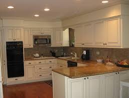 decorating a kitchen soffit modern house