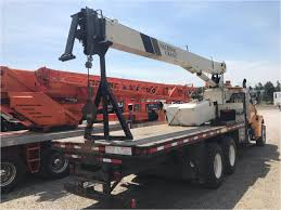 1999 STERLING LT9500 Boom | Bucket | Crane Truck For Sale Auction Or ...