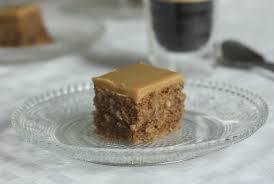 gâteau aux noix de pécan et café facile et rapide chez requia