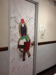 Winning Christmas Door Decorating Contest Ideas by 33 Best Door Decoration Images On Pinterest Christmas Door