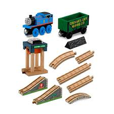 Thomas And Friends Tidmouth Sheds Wooden by Y4474 Thomas U0026 Friends Wooden Railway Tidmouth Sheds Deluxe Set