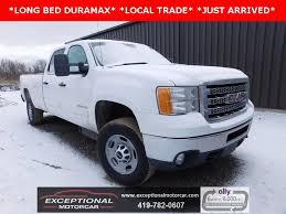100 Used Gmc 2500 Trucks For Sale 2013 GMC Sierra HD Defiance OH1GT120C8XDF103137
