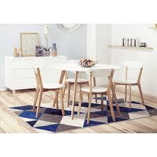 designstil stuhl holz skandinavischen scandi weiß stühle
