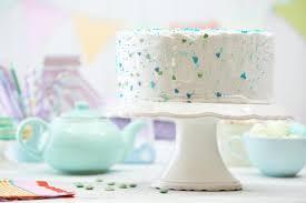 frischkäsecreme torte aus einfachem rührteig
