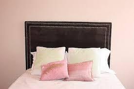 Black Leather Headboard Double by Bedroom Remodel Eas Minimalist Black Headboard Combined Bedroom