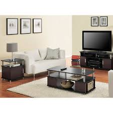 carson 3 piece living room set multiple finishes walmart com
