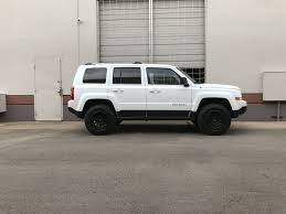 2017 Jeep Patriot SE. RRO Lift With Some Nice AT Tires.   Cars ...