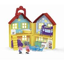 peppa pig maison de luxe de peppa everest toys r us