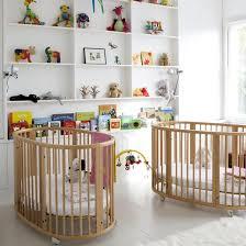 Twinning Gender Neutral Nursery Decor For Twins